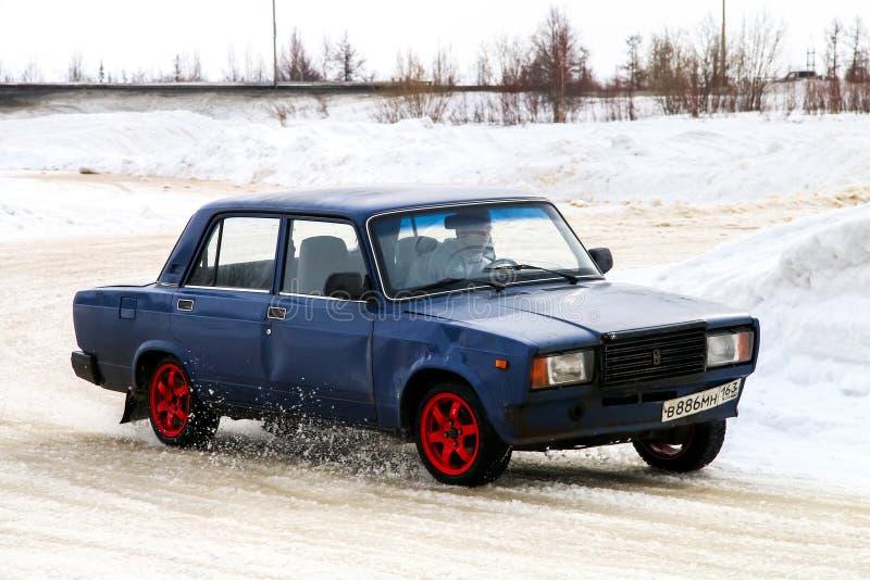 Lada 2105 Zhiguli imagem de stock royalty free