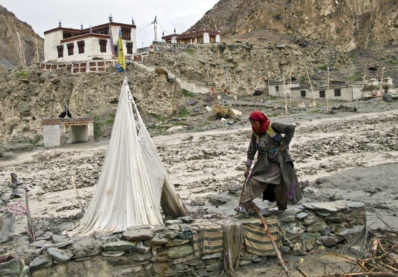 Ladakh Flood Editorial Photo