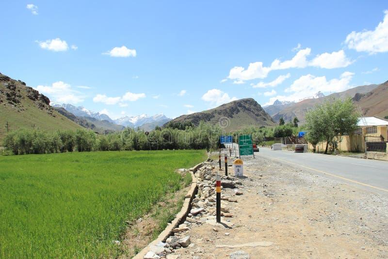 Ladakh Highway. royalty free stock image