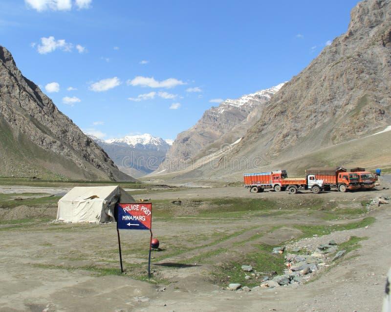 Ladakh Landscape. stock photos