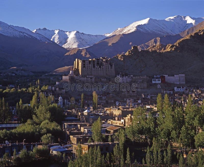 ladakh leh στοκ φωτογραφία με δικαίωμα ελεύθερης χρήσης