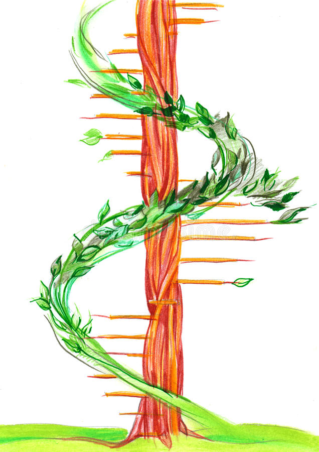 Download Ladder stock illustration. Illustration of fighting, construction - 25674891