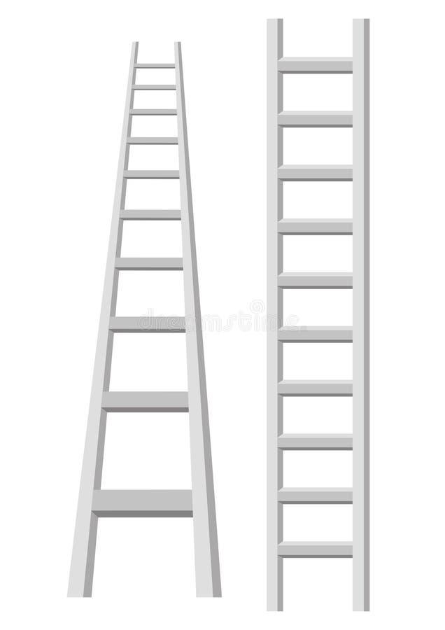 Download Ladder stock vector. Image of vector, ladder, long, high - 7507685
