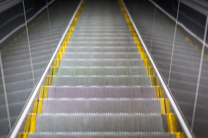 Download Ladder Escalator Close-up, Metal Railing Stock Photo - Image: 83717510