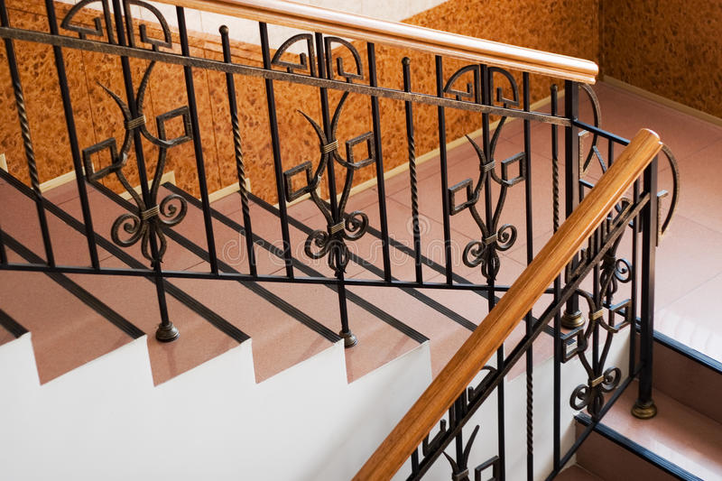 Download Ladder indoors stock photo. Image of upper, staircase - 15087092