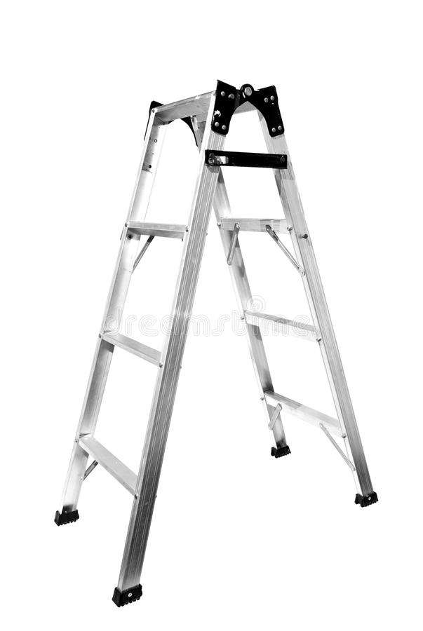 Download Ladder Isolated On White Background Stock Image - Image: 19699693