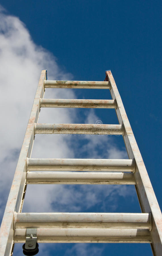 Download Ladder To The Sky Royalty Free Stock Photo - Image: 13561805