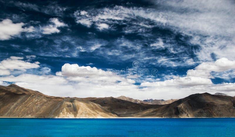 Ladhak magnífico - el paraíso en la tierra foto de archivo libre de regalías