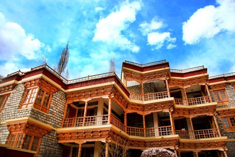 Download Ladhakhi Building Design Royalty Free Stock Photos - Image: 24771828