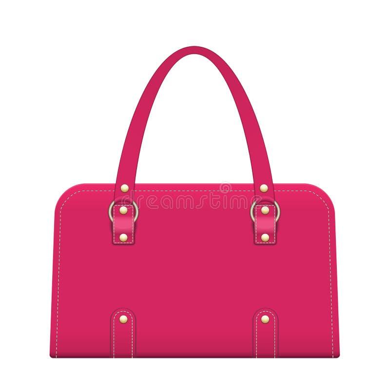 Ladies bag. royalty free illustration