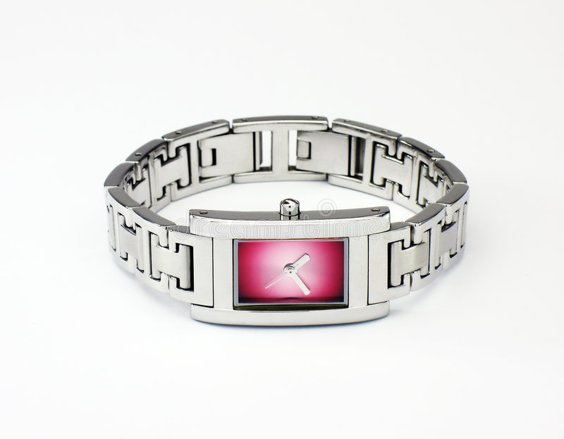 Download Ladies Bracelet Watch stock image. Image of object, accessory - 7131921