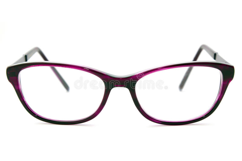 Ladies Eyesight Glasses royalty free stock photography