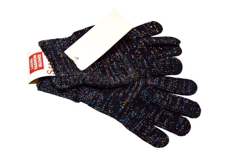 Ladies Gloves royalty free stock image