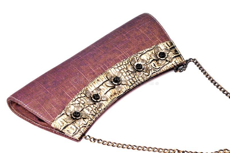 Ladies purse royalty free stock photos