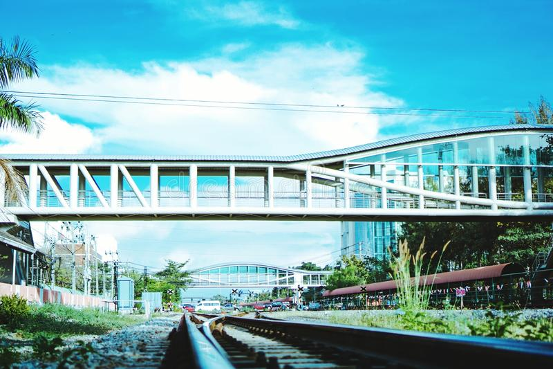 Ladkrabang miasto obraz royalty free