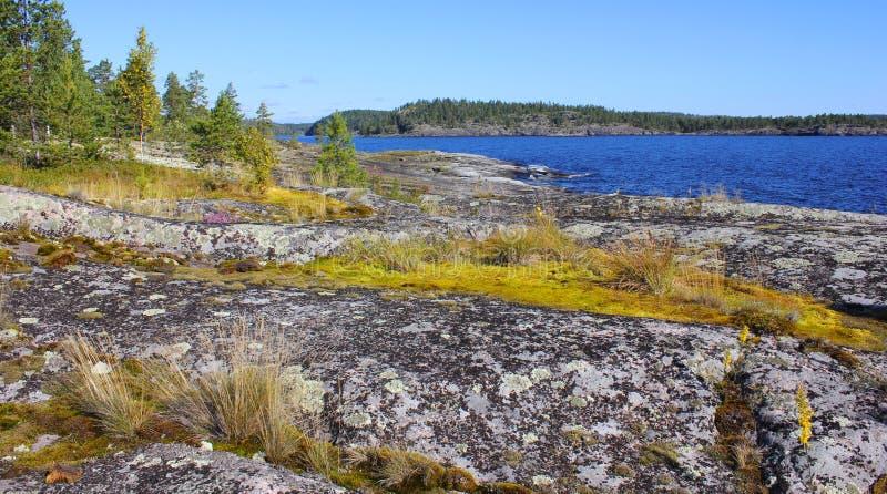 Download Ladoga Lake, Karelia, Russia Stock Image - Image: 26597661