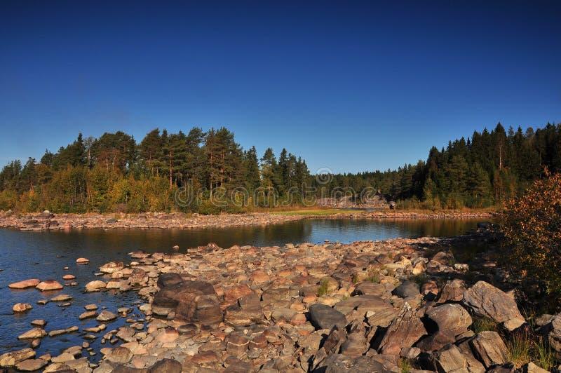 Ladoga royalty free stock photography