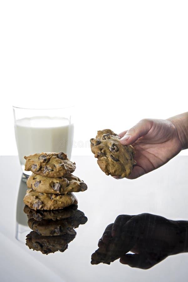 Ladrão da cookie imagens de stock royalty free