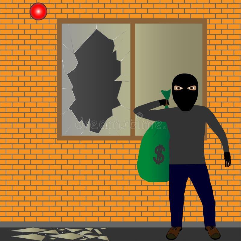 Ladrón libre illustration