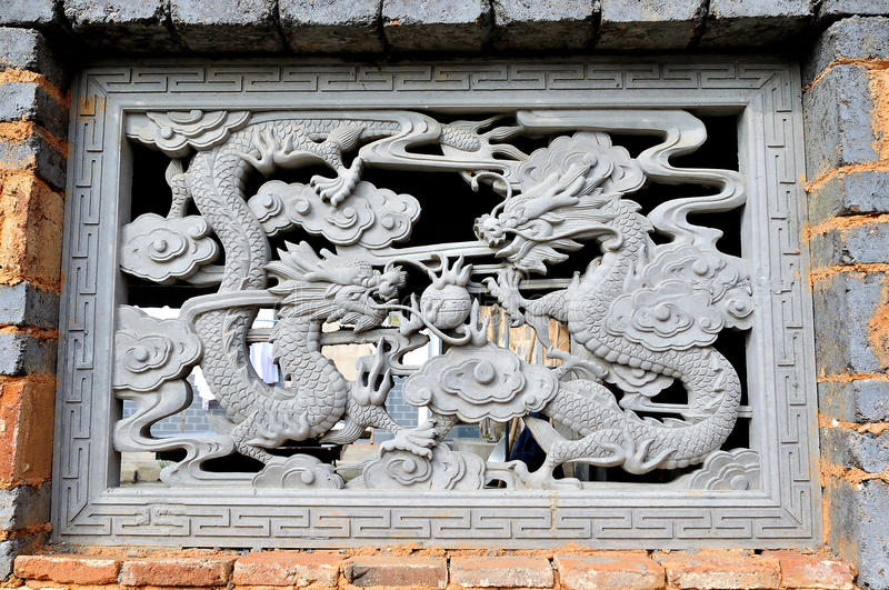 Ladrillo de China imagen de archivo