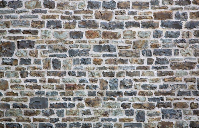 Ladrillo viejo o pared de piedra imagen de archivo libre de regalías