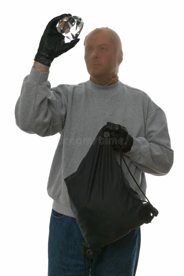 Download Ladro del gioiello fotografia stock. Immagine di gioiello - 3132294