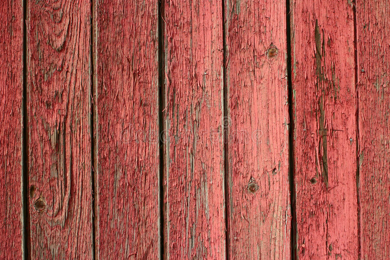 ladugård som skalar röd textur royaltyfri foto