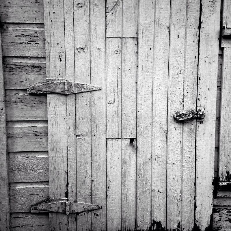 Ladugårddörr arkivbild