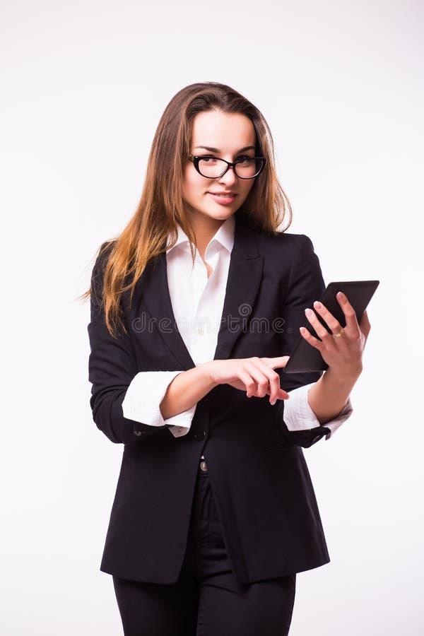 lady för 37 affär fotografering för bildbyråer