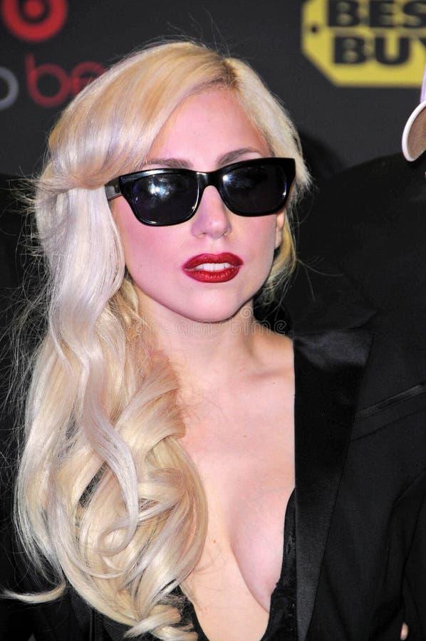 Lady GaGa Editorial Stock Photo