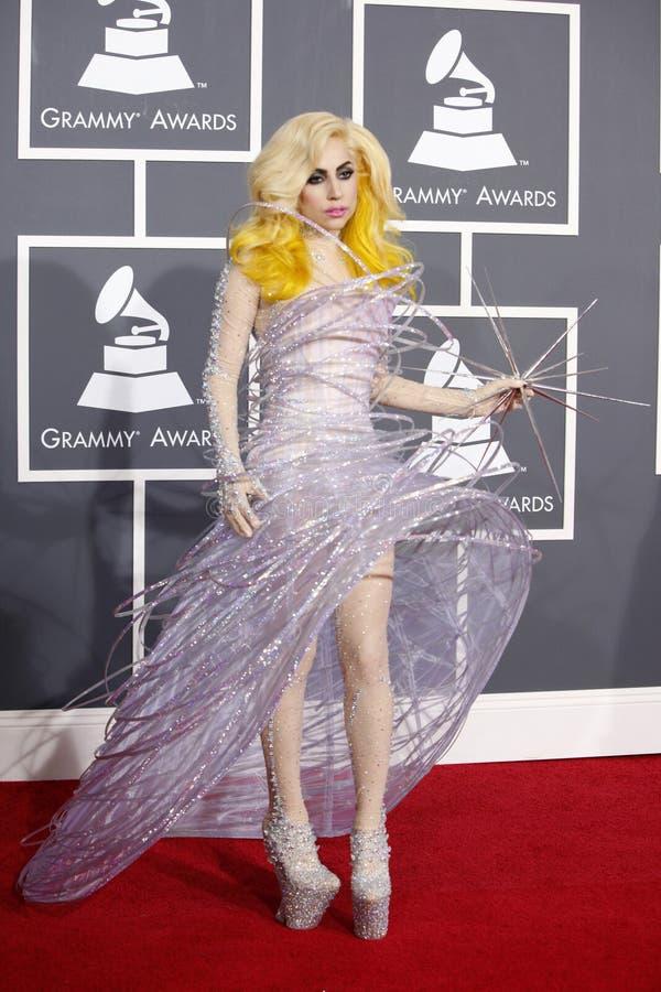 Lady Gaga στοκ εικόνες