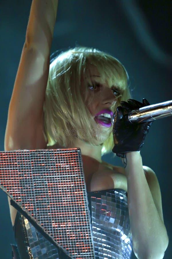 Free Lady Gaga In Germany 2 Stock Photos - 14068153
