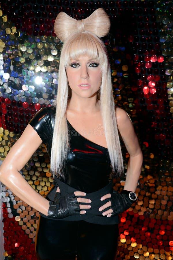 Lady Gaga royalty free stock images