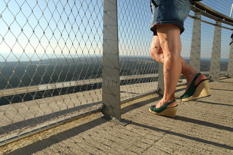 Download Legs Mini Skirt stock photo. Image of bare, lady, legs - 33609292