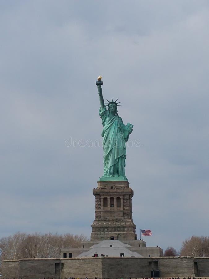 Lady Liberty royalty free stock photos