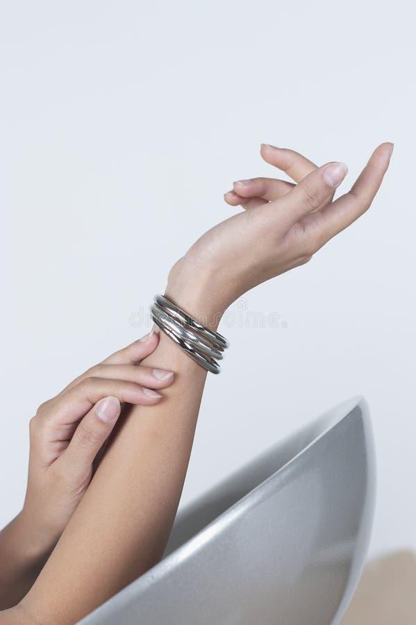 Free Lady S Hand Stock Image - 25870201