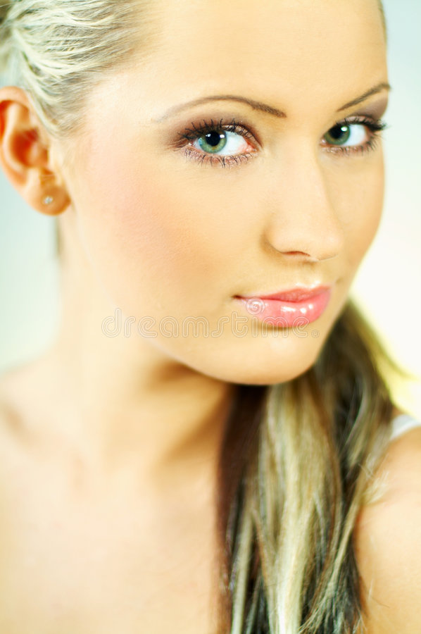 Download Lady's Portrait stock image. Image of beautiful, healthy - 585387