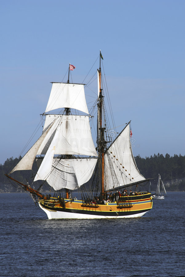 lady washington royaltyfria bilder