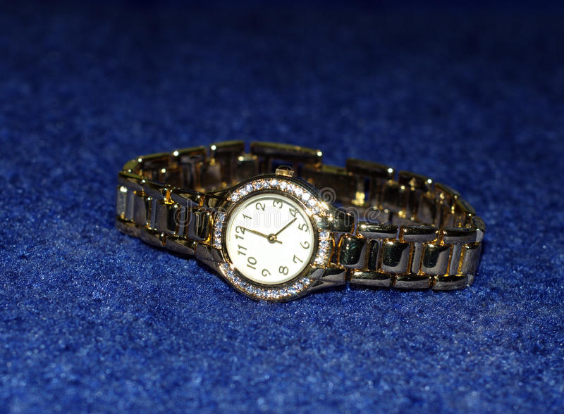 Download Lady Watch Royalty Free Stock Photography - Image: 12879777