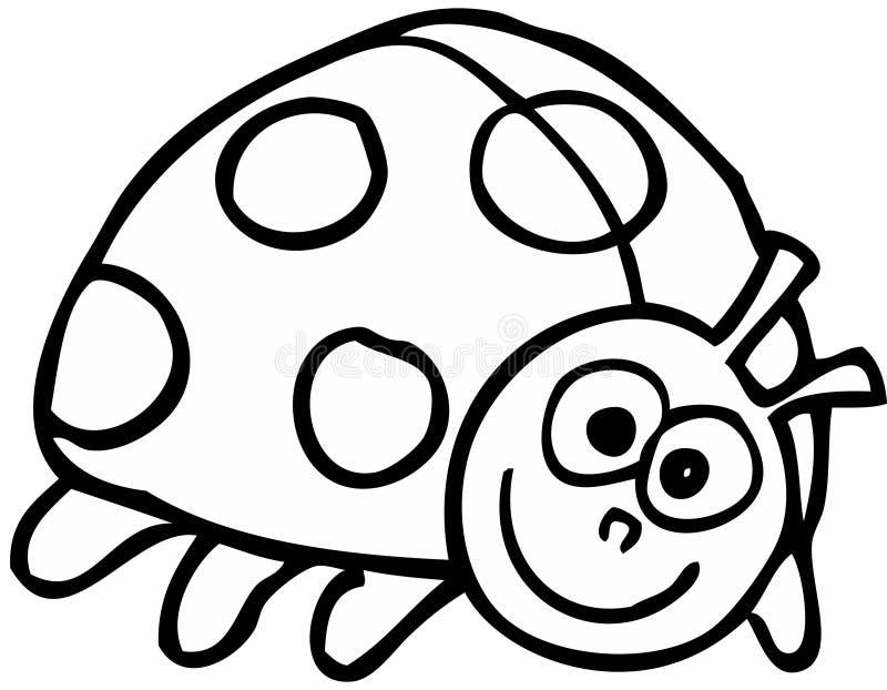 ladybird ilustracji