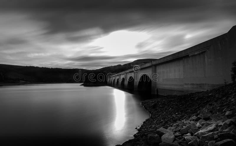 Ladybower Bridge Peak District royalty free stock image