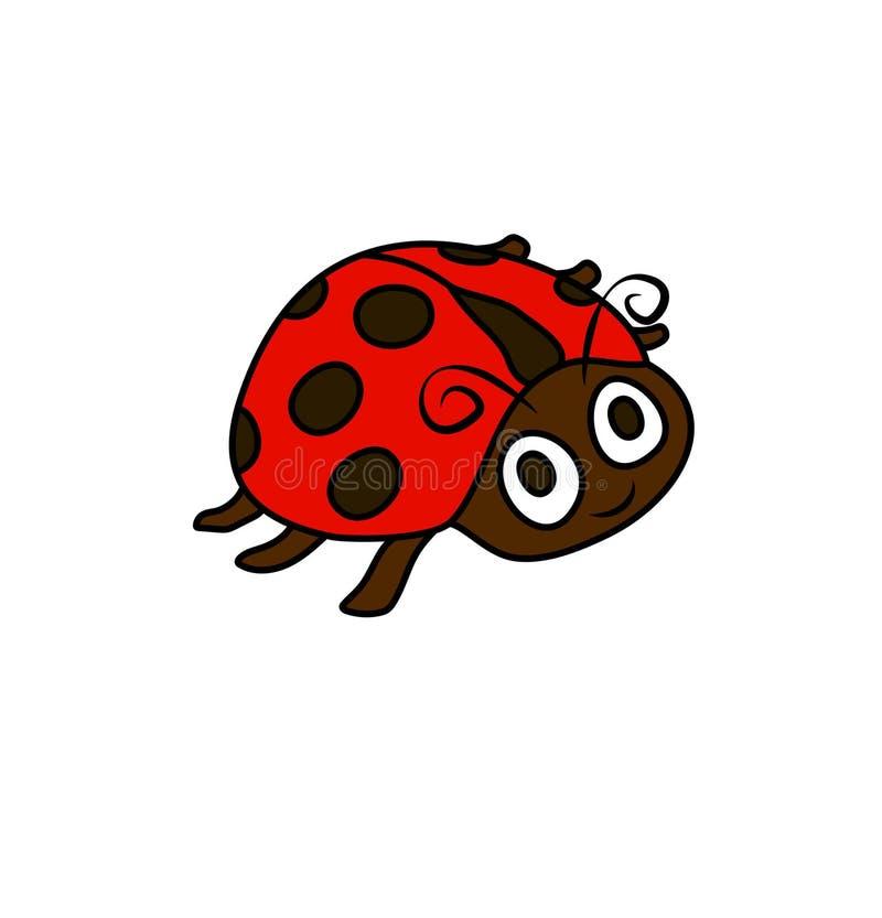 LadyBug [02] imagens de stock royalty free