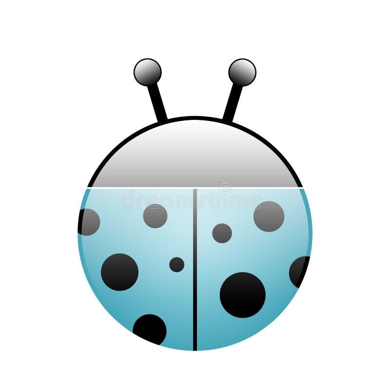 Ladybug sign stock images