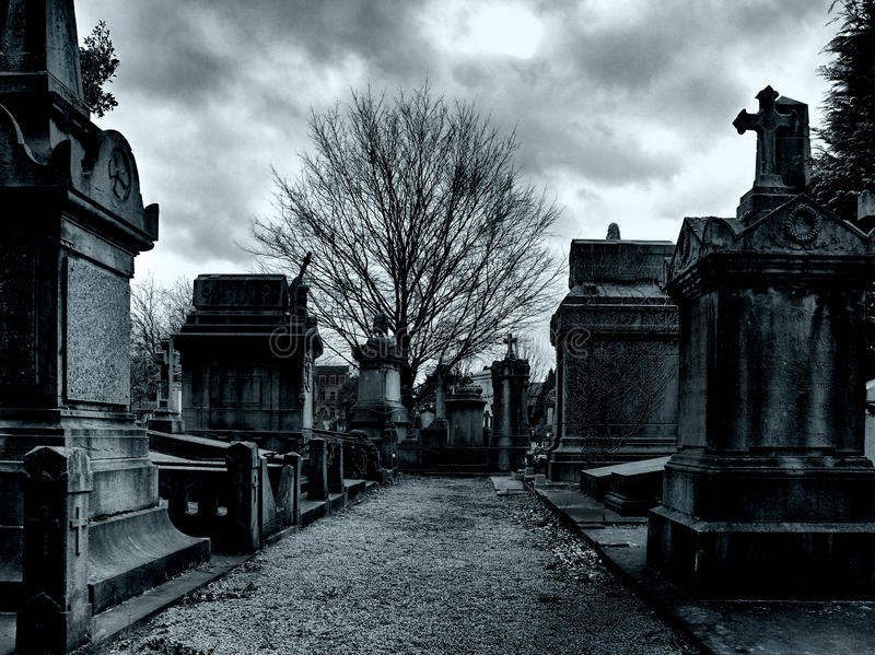 Download Laeken Cemetery In Brussels Royalty Free Stock Photo - Image: 18228435