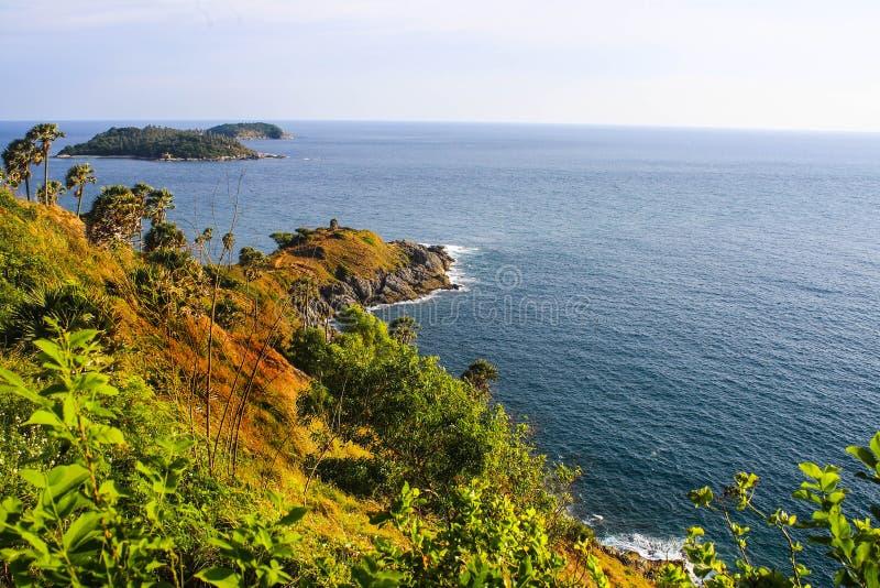 Download Laem Phrom Thep Phuket stock image. Image of beauty, palm - 26124855
