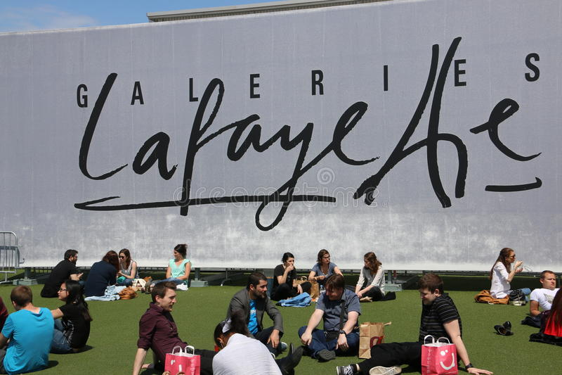 Lafayete fotografering för bildbyråer