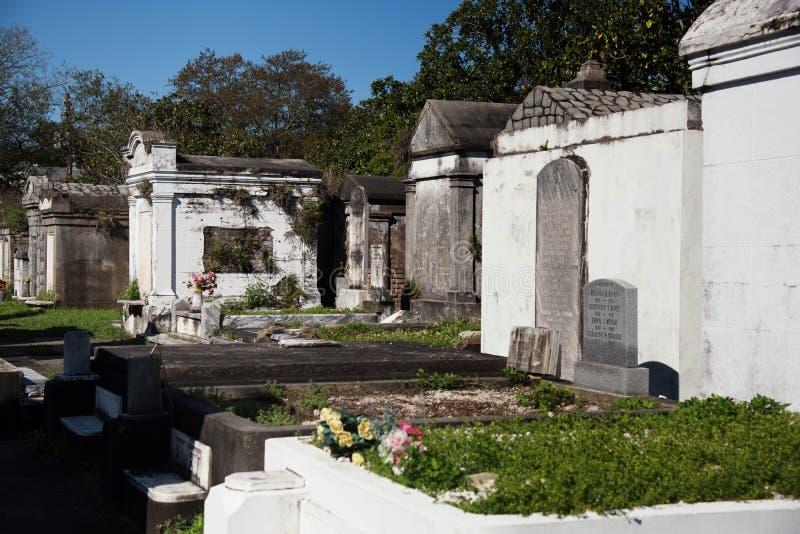 Lafayette Cemetery stock photos