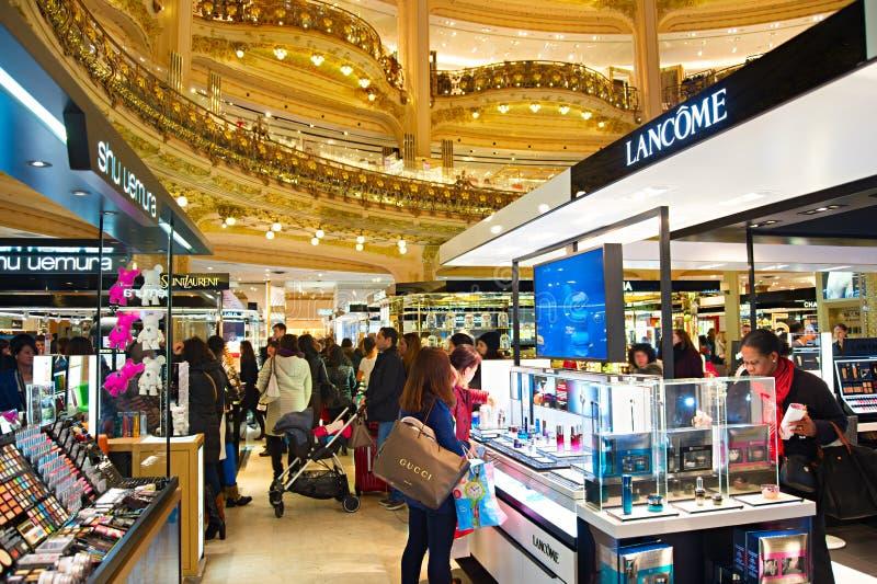 Bien-aimé Lafayette Luxury Mall, Paris Editorial Stock Image - Image: 50671774 MY79