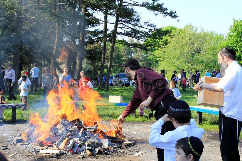 Download Lag B'Omer Celebration In Toronto Editorial Photography - Image: 19620427