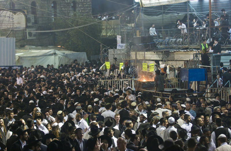 Download Lag Ba'omer editorial photography. Image of prayer, kippa - 24768437